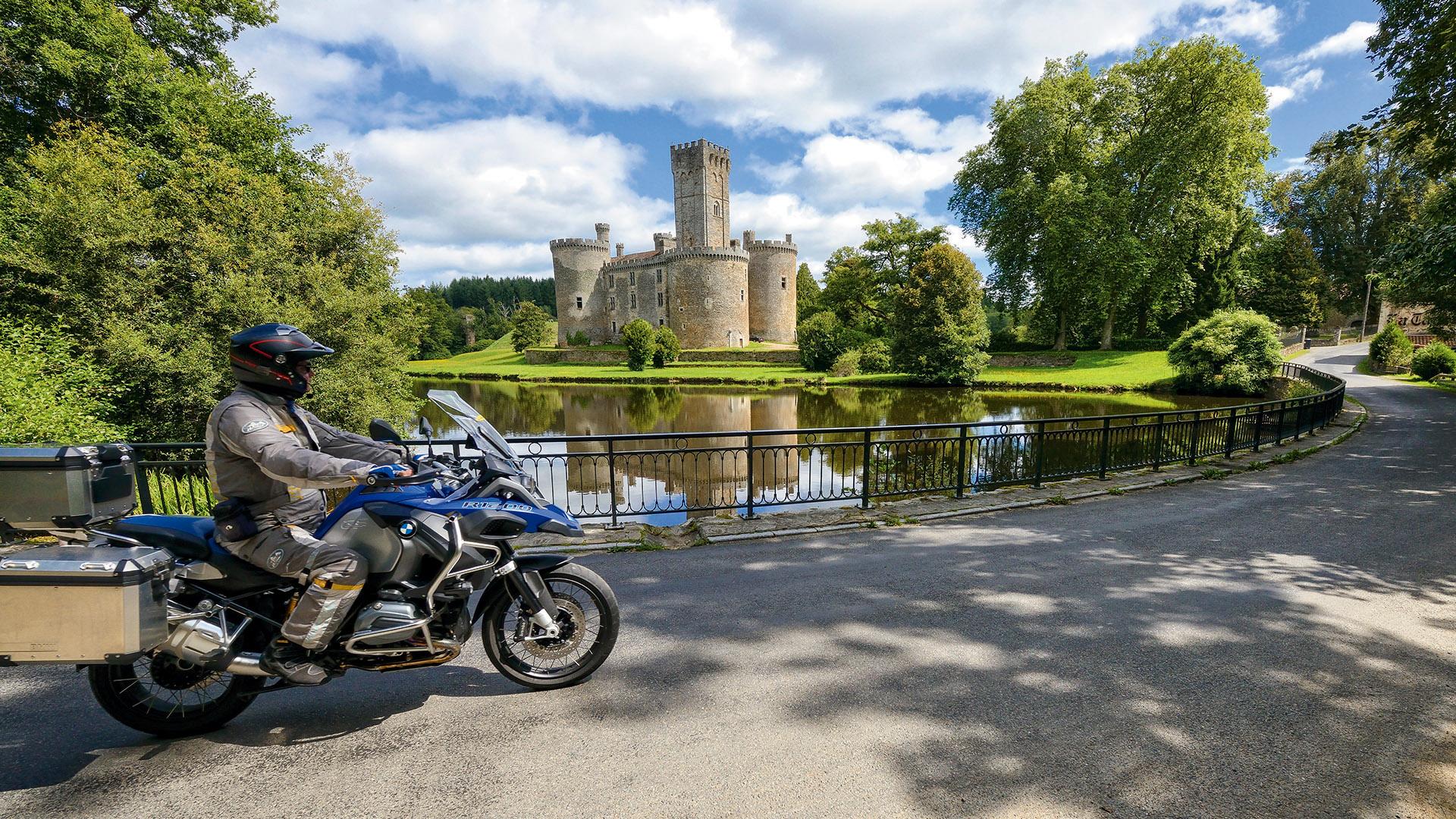 Von Bullen und Burgen - Tour 4