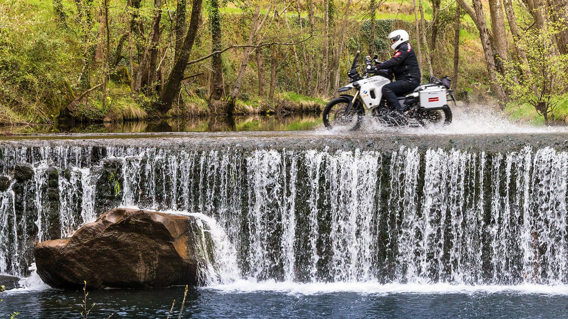 Wilde Wasserwege