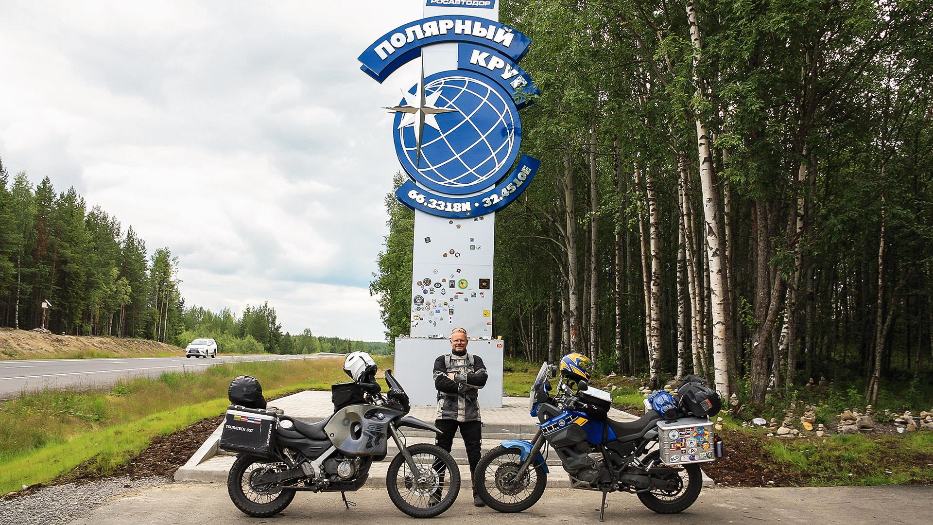 Aufgerundet - Russland