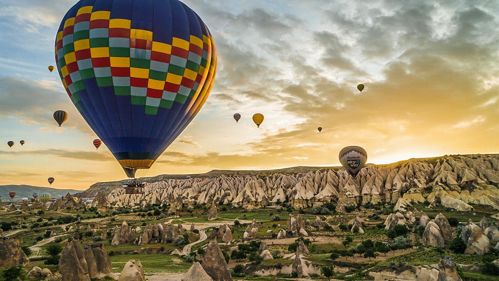 Paradies der Gegensätze - Türkei