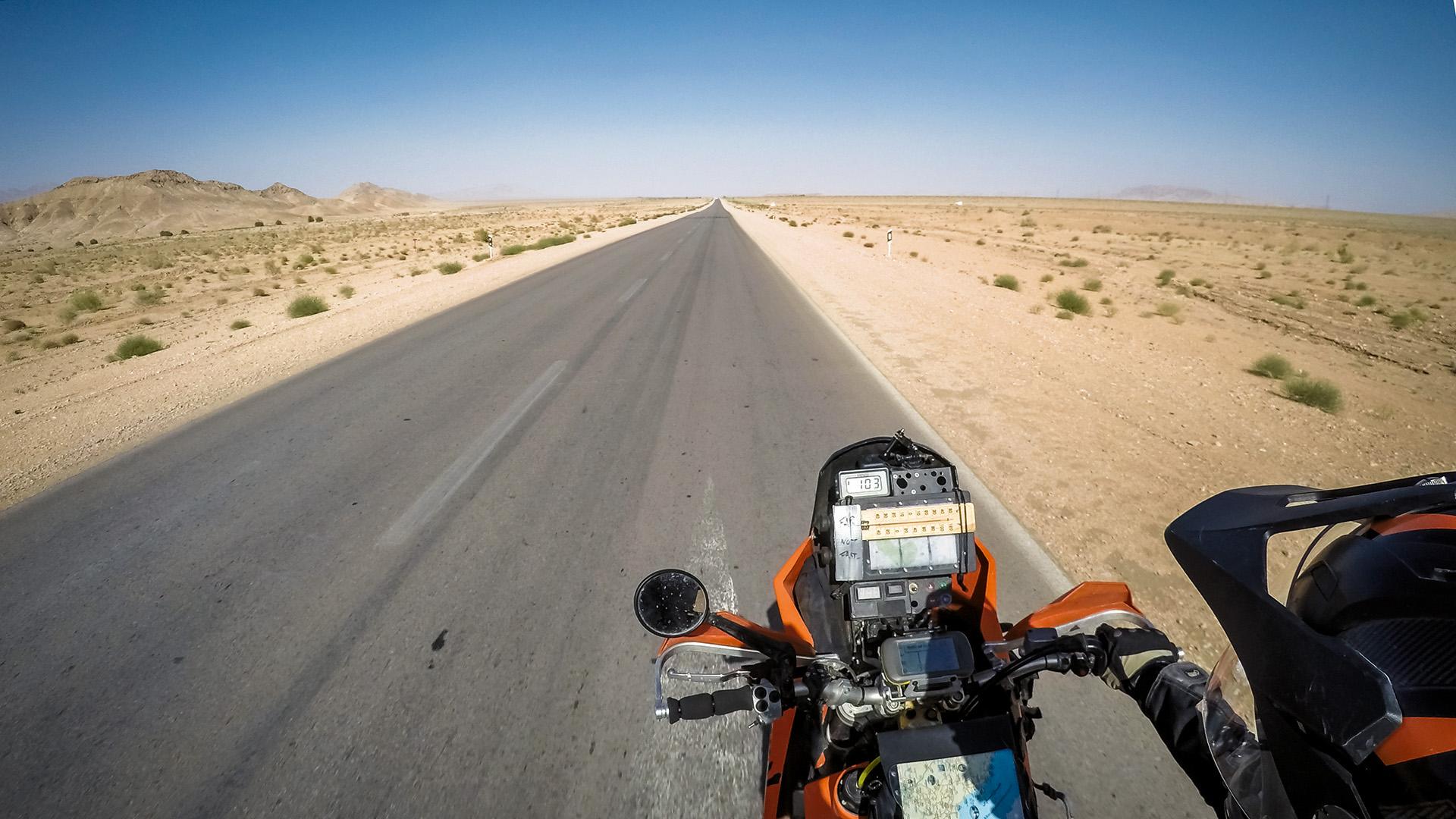 Paradies der Gegensätze - Turkmenistan