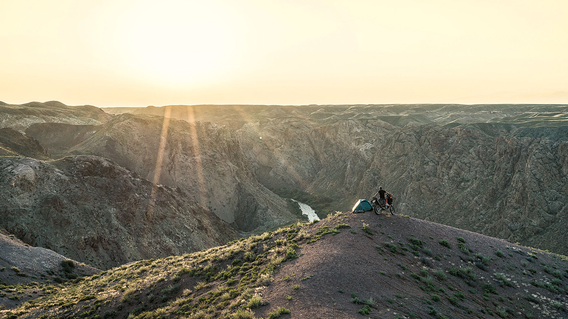 Extremreise zum Ich - Kasachstan