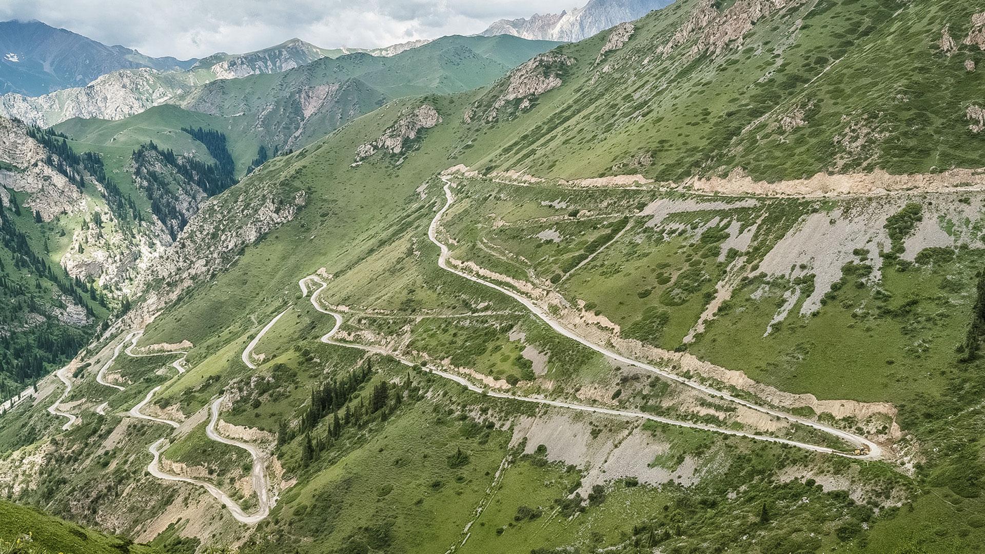 Extremreise zum Ich - Kirgisistan