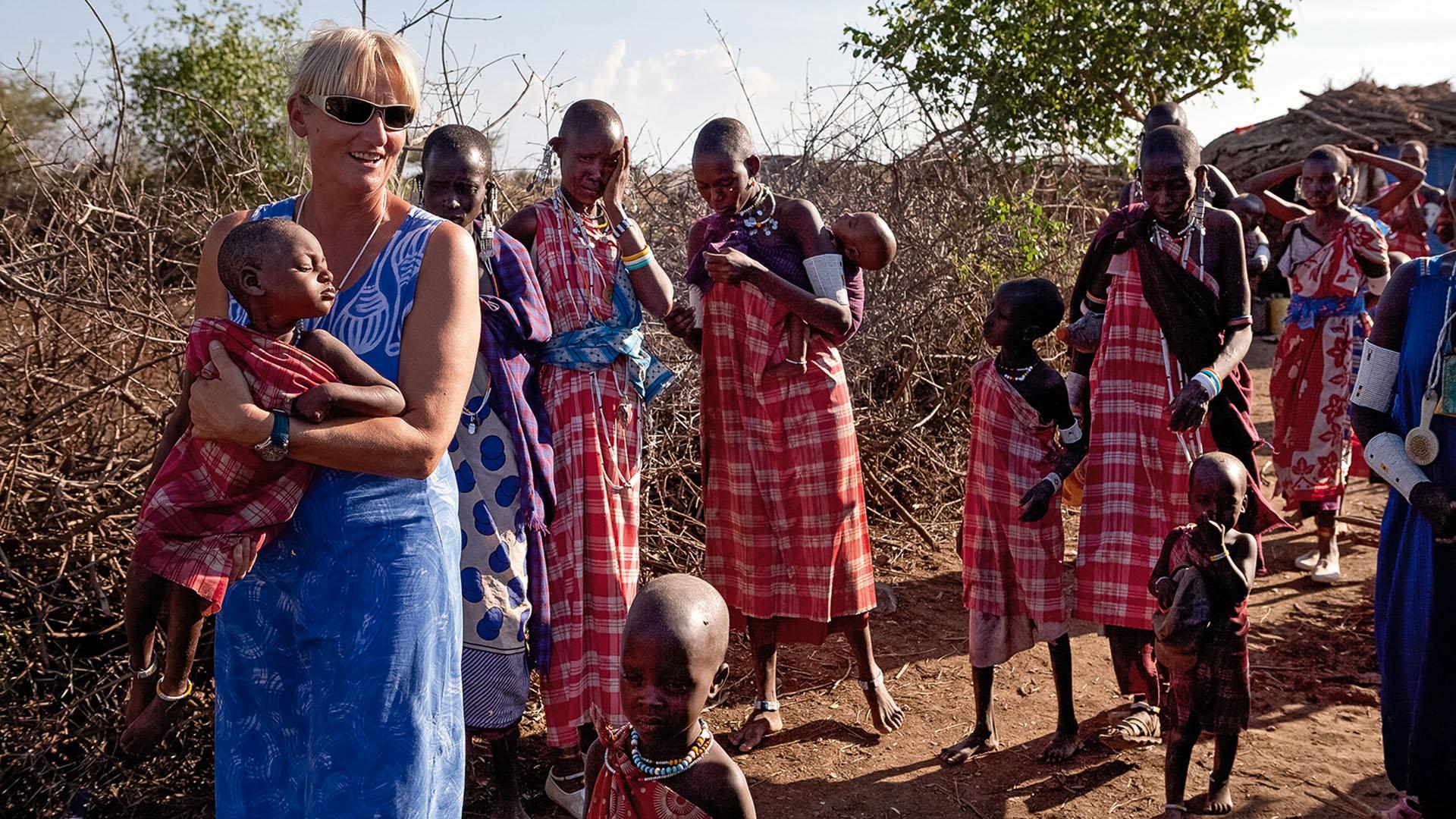 Von Nairobi bis zur Serengeti