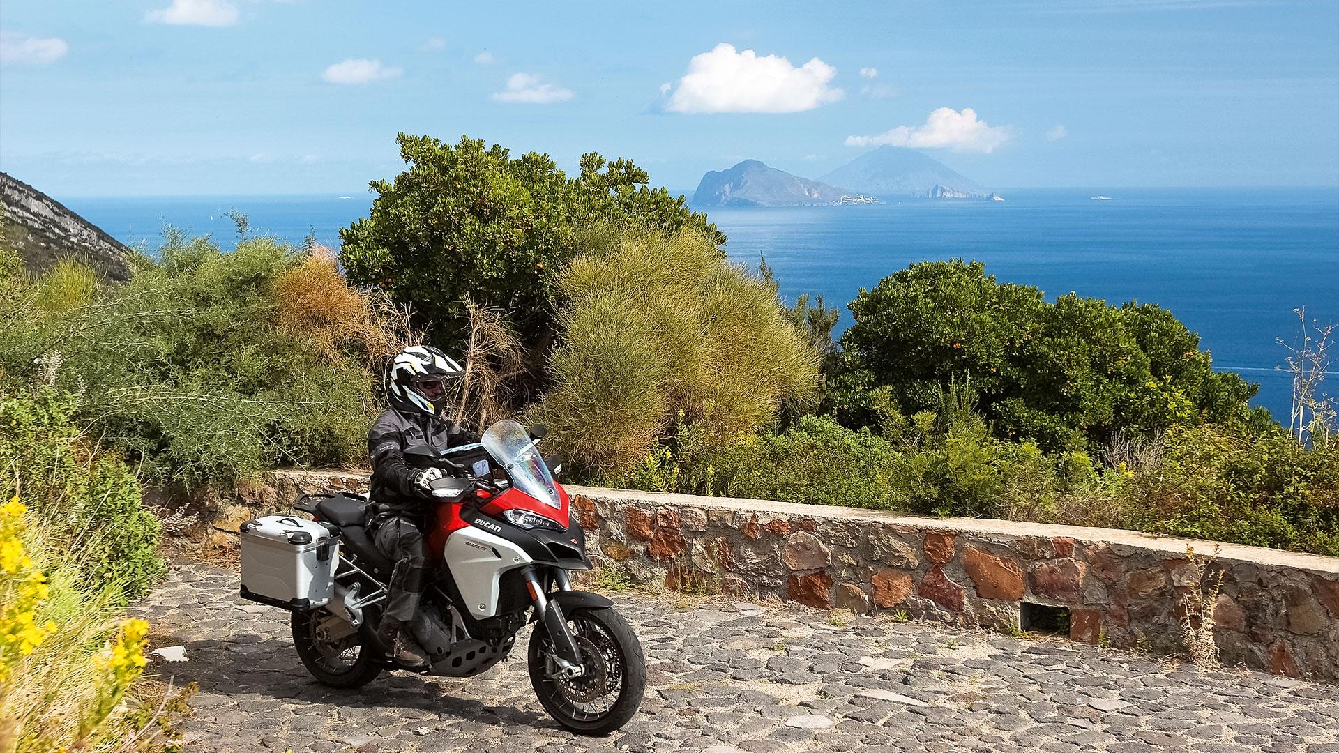 Italienisches Paradies - Lipari