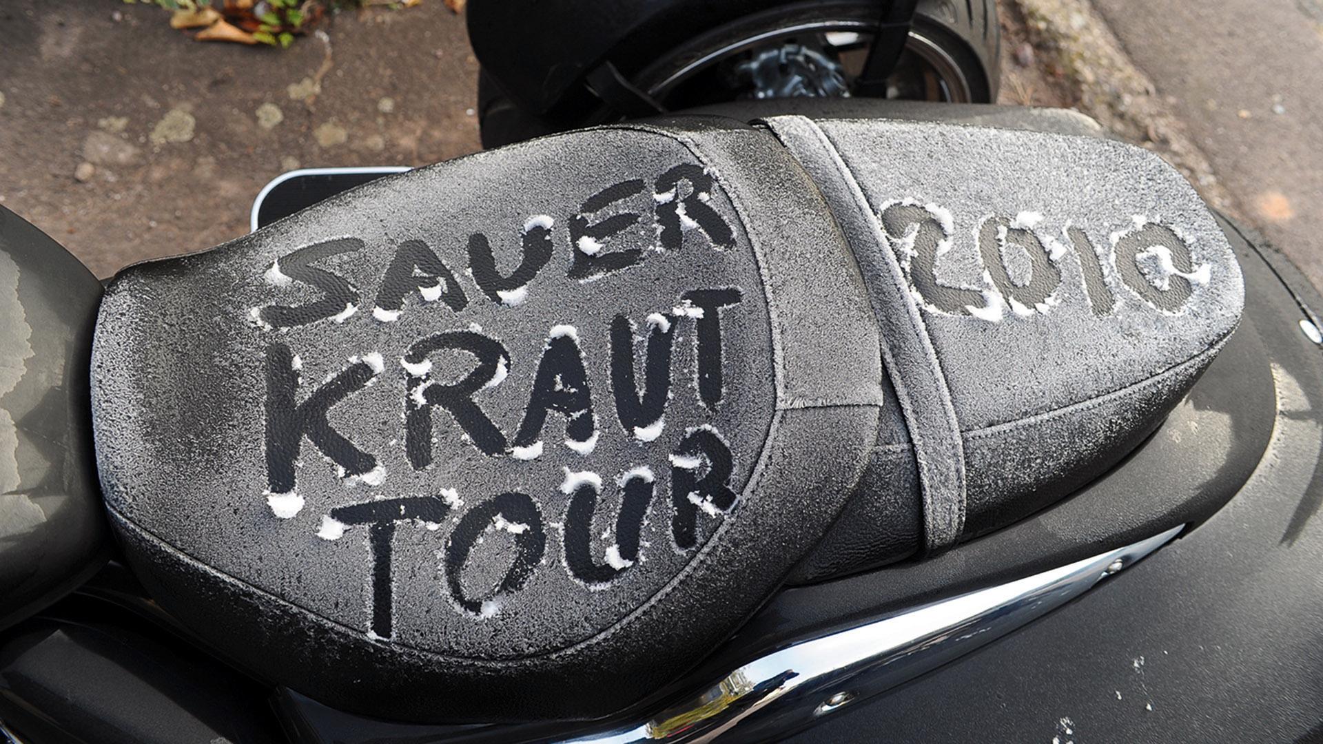 Sauerkrauttour