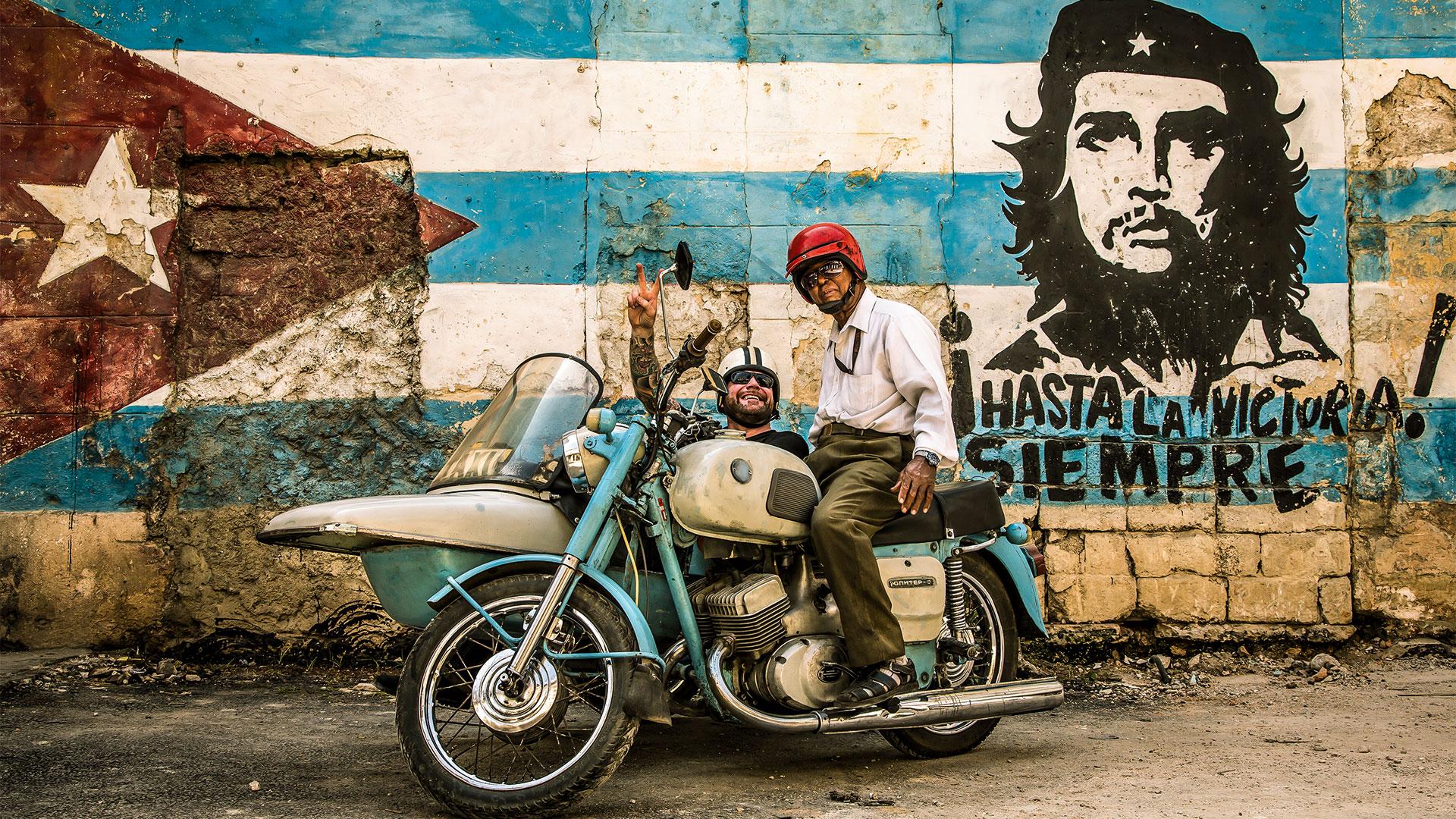 Vamos Kuba!