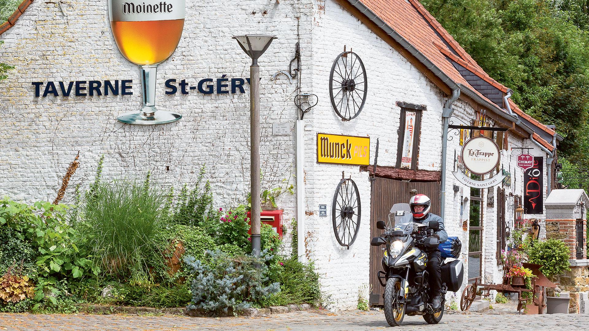 Belgischer Pommes-Rausch