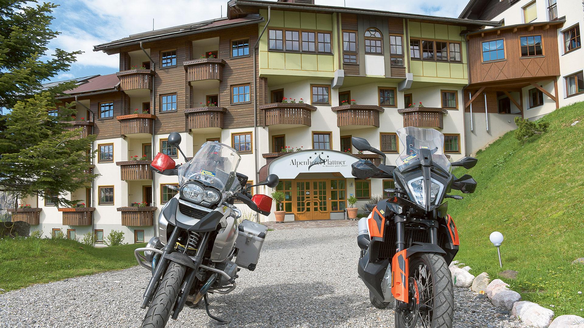 Mit dem Motorrad nach Venedig? - Tour 1
