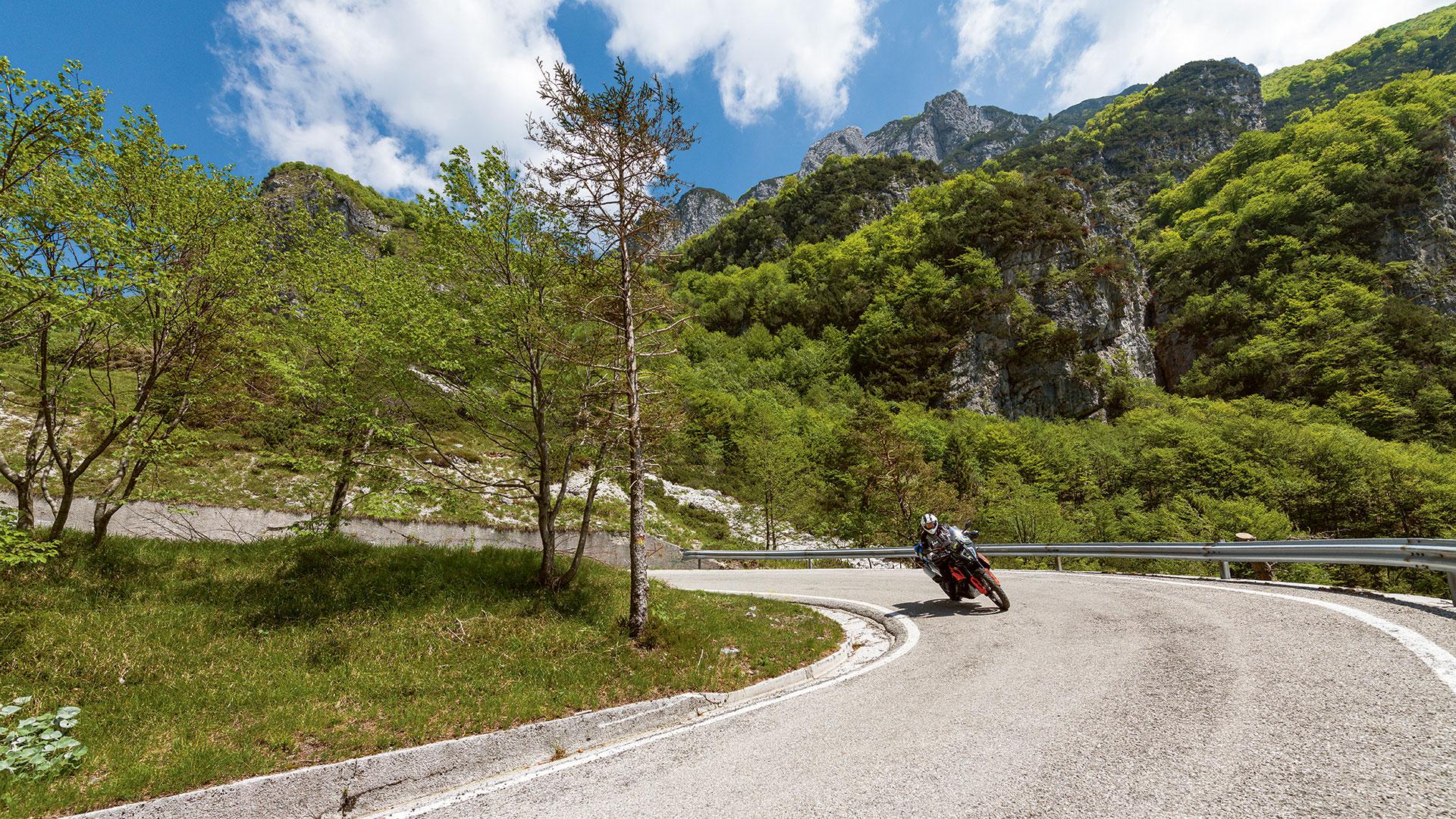 Mit dem Motorrad nach Venedig? - Tour 4
