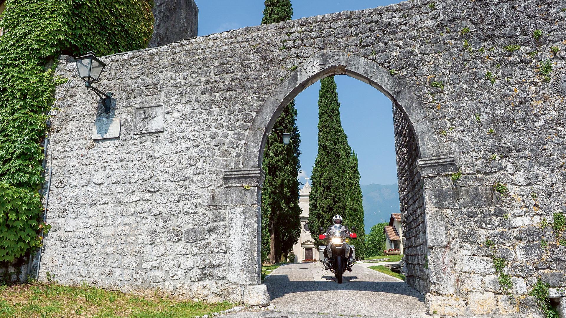 Mit dem Motorrad nach Venedig? - Tour 5
