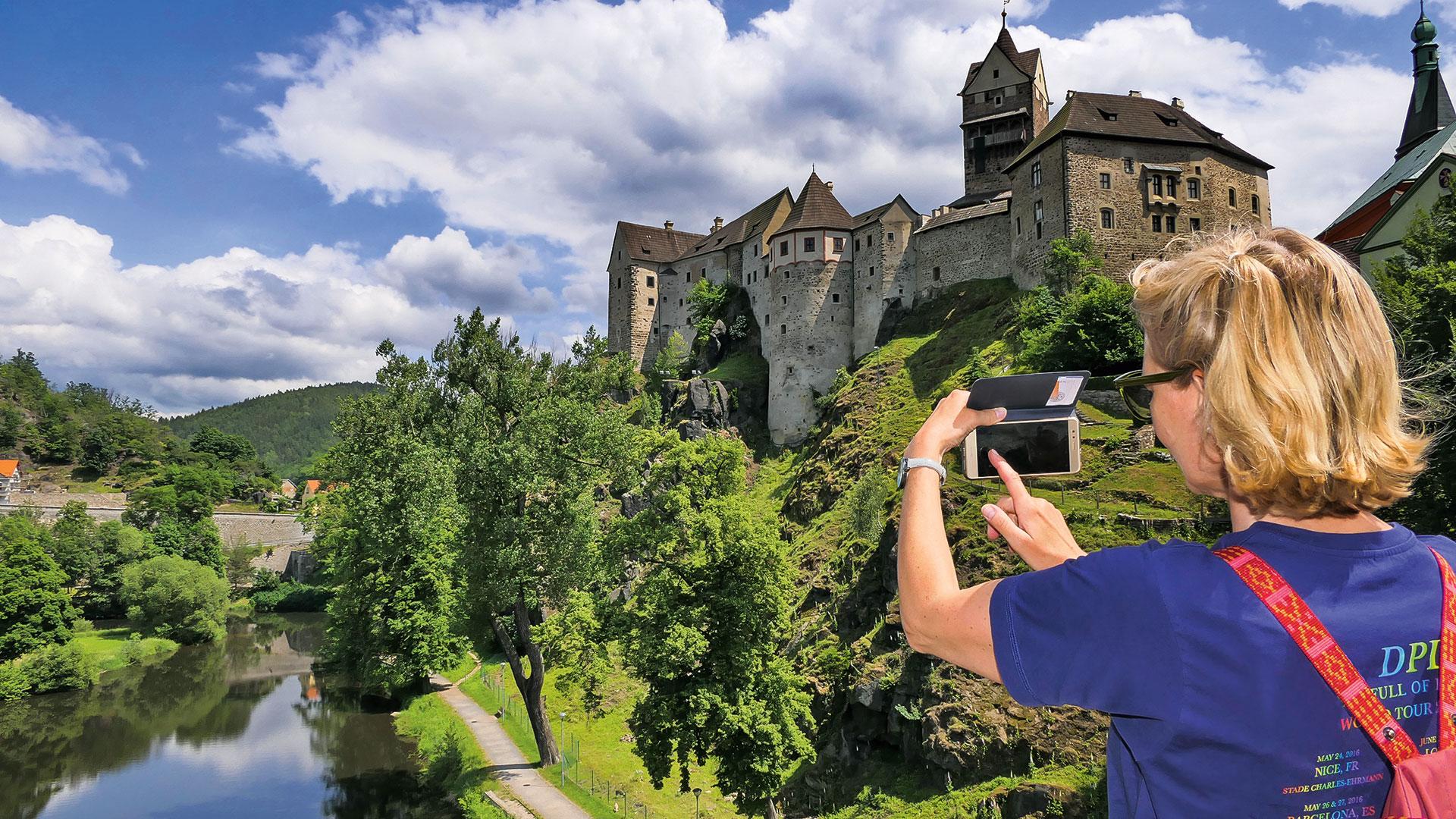 Burg-Festspiele - Tour 3