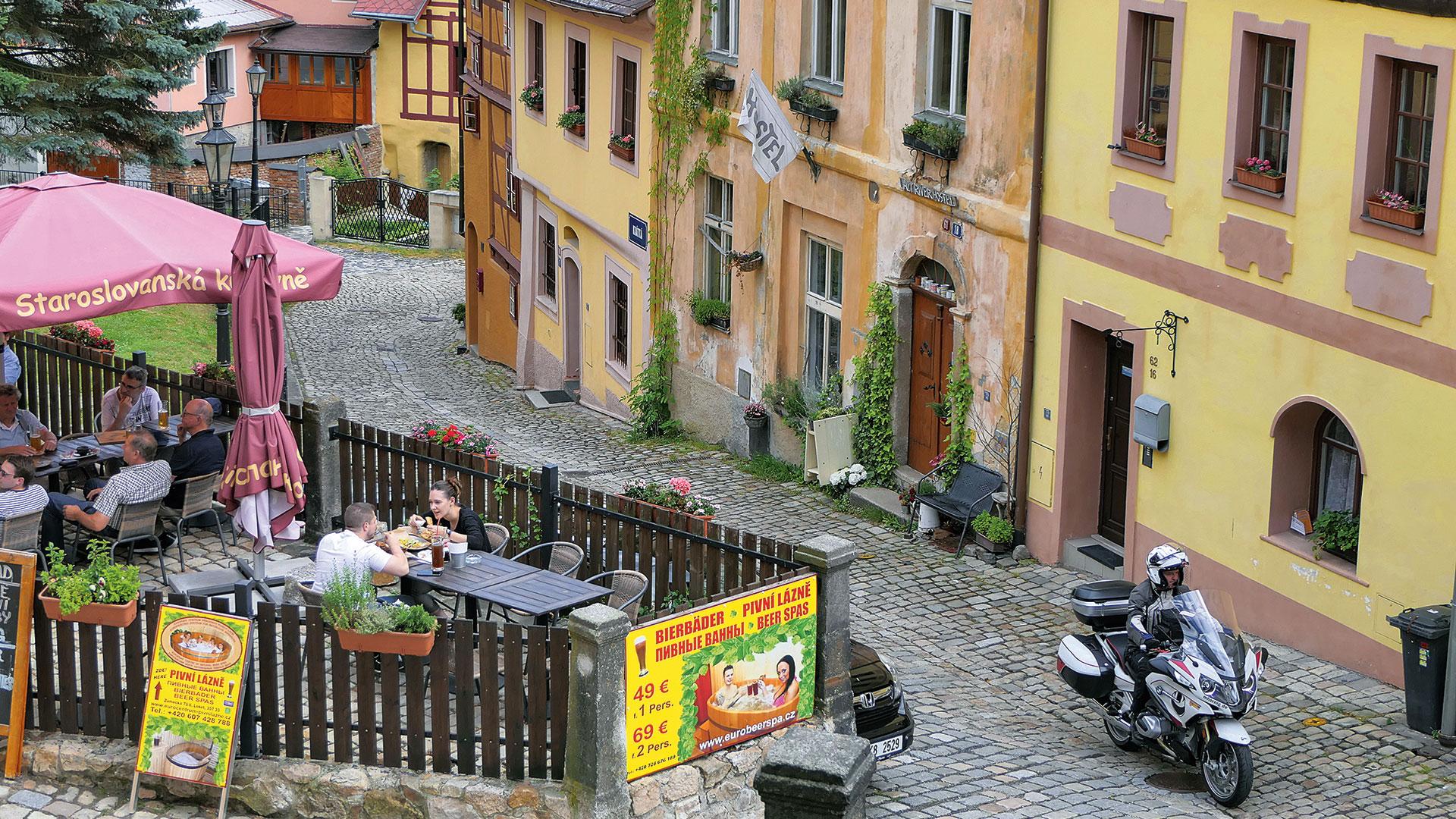 Burg-Festspiele - Tour 4