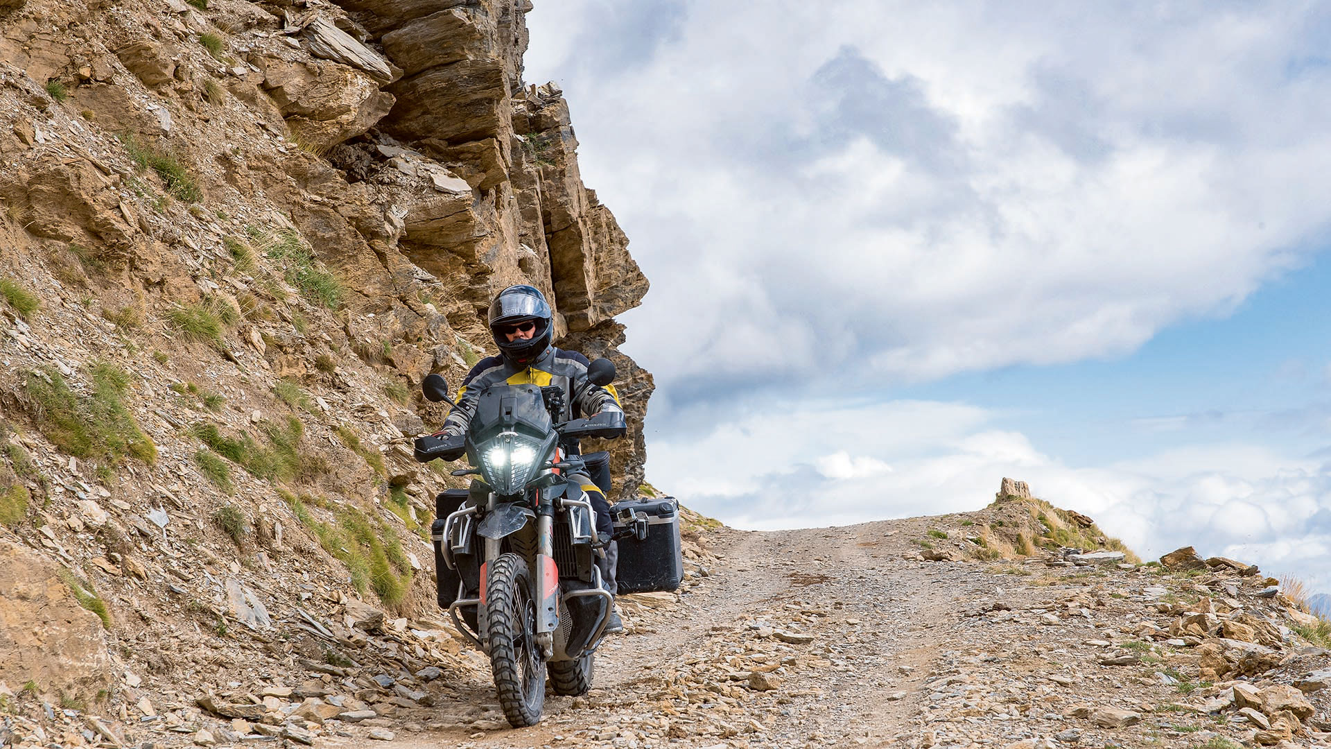 Der Zwerg mit den hohen Gipfeln - Tour 2