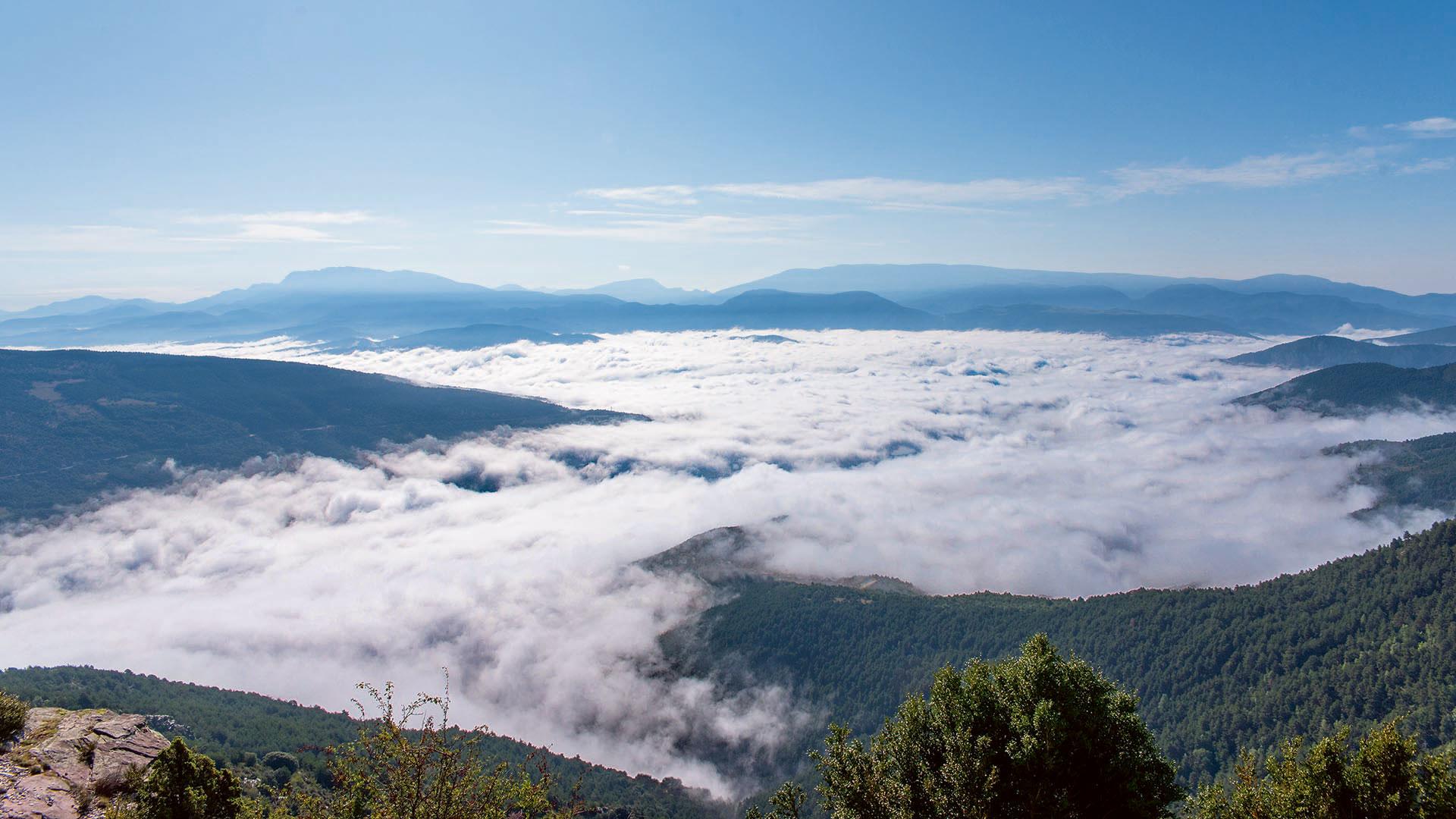 Der Zwerg mit den hohen Gipfeln - Tour 4