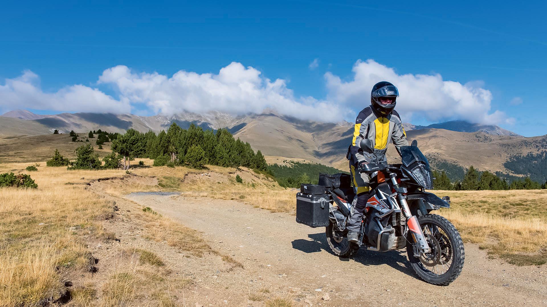 Der Zwerg mit den hohen Gipfeln - Tour 5