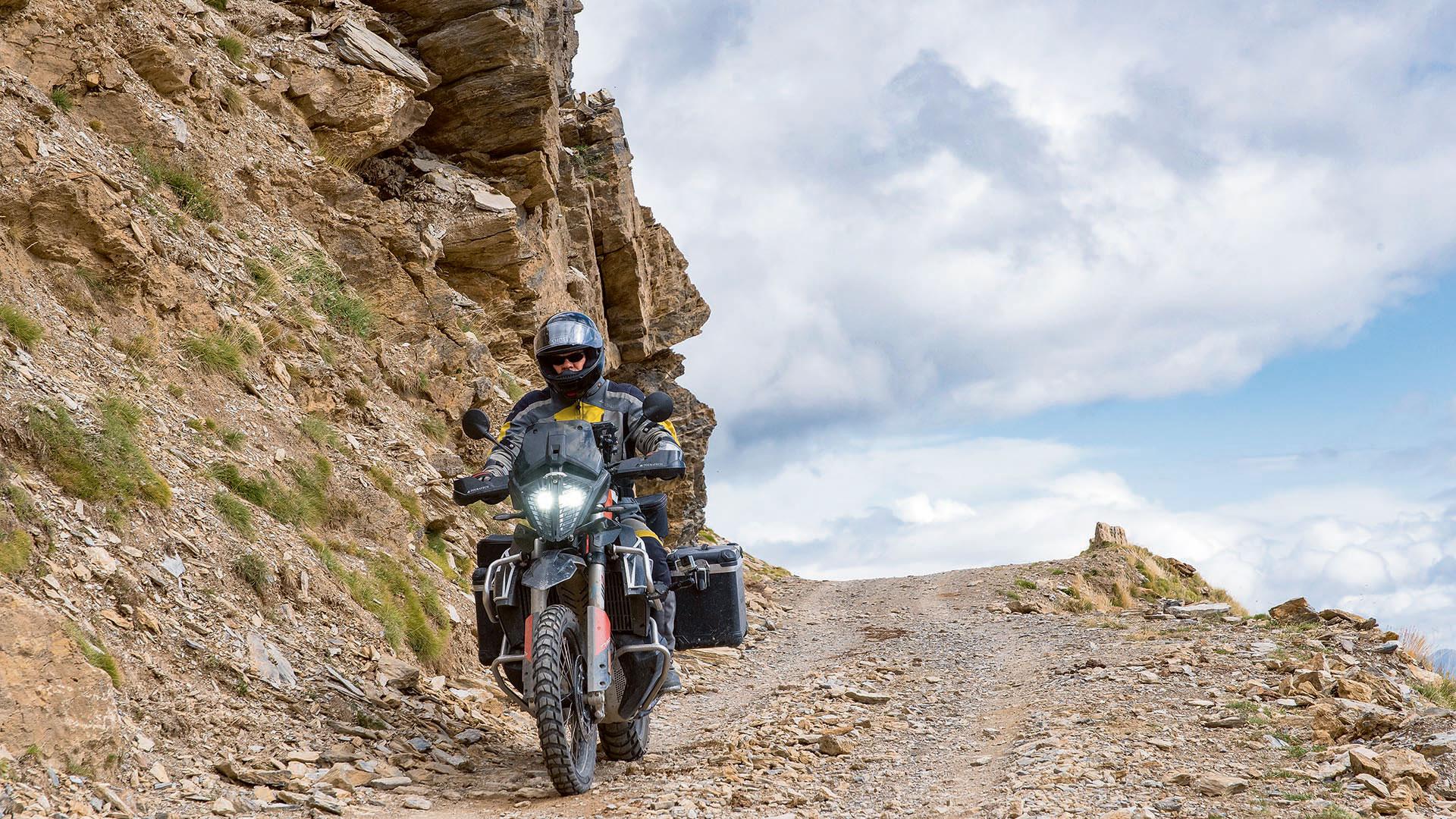 Der Zwerg mit den hohen Gipfeln - Tour 6