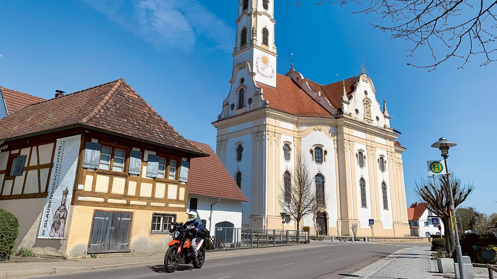 Oberschwäbische Barockstraße