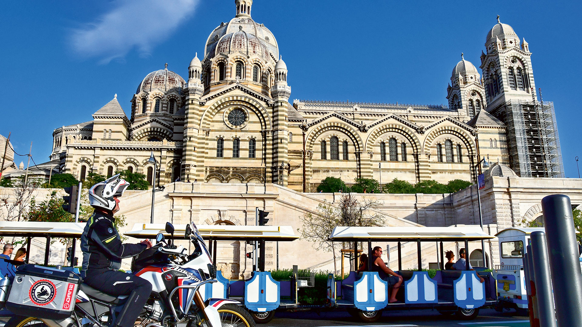 Marseille, Tour 1