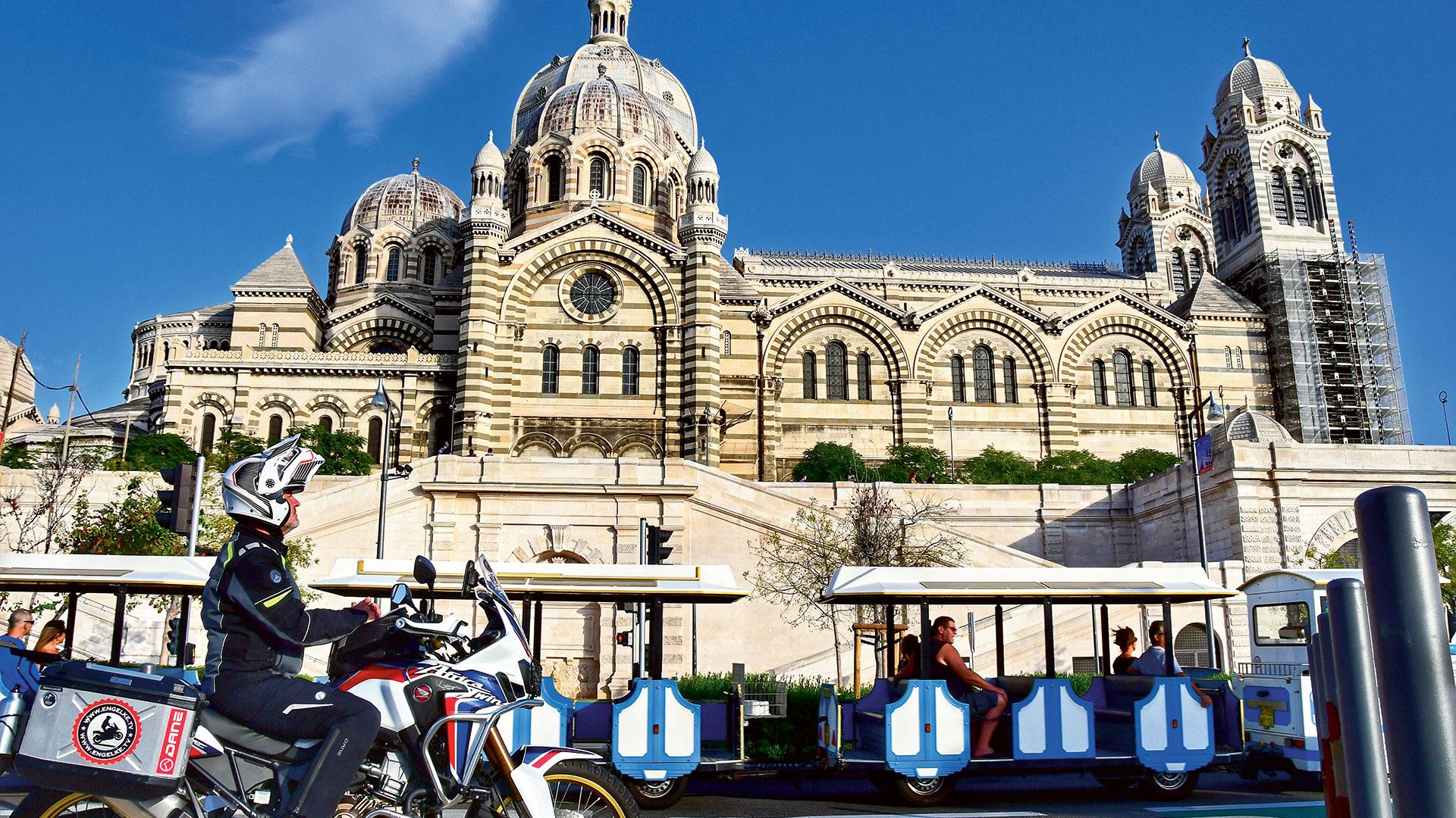 Marseille, Tour 3
