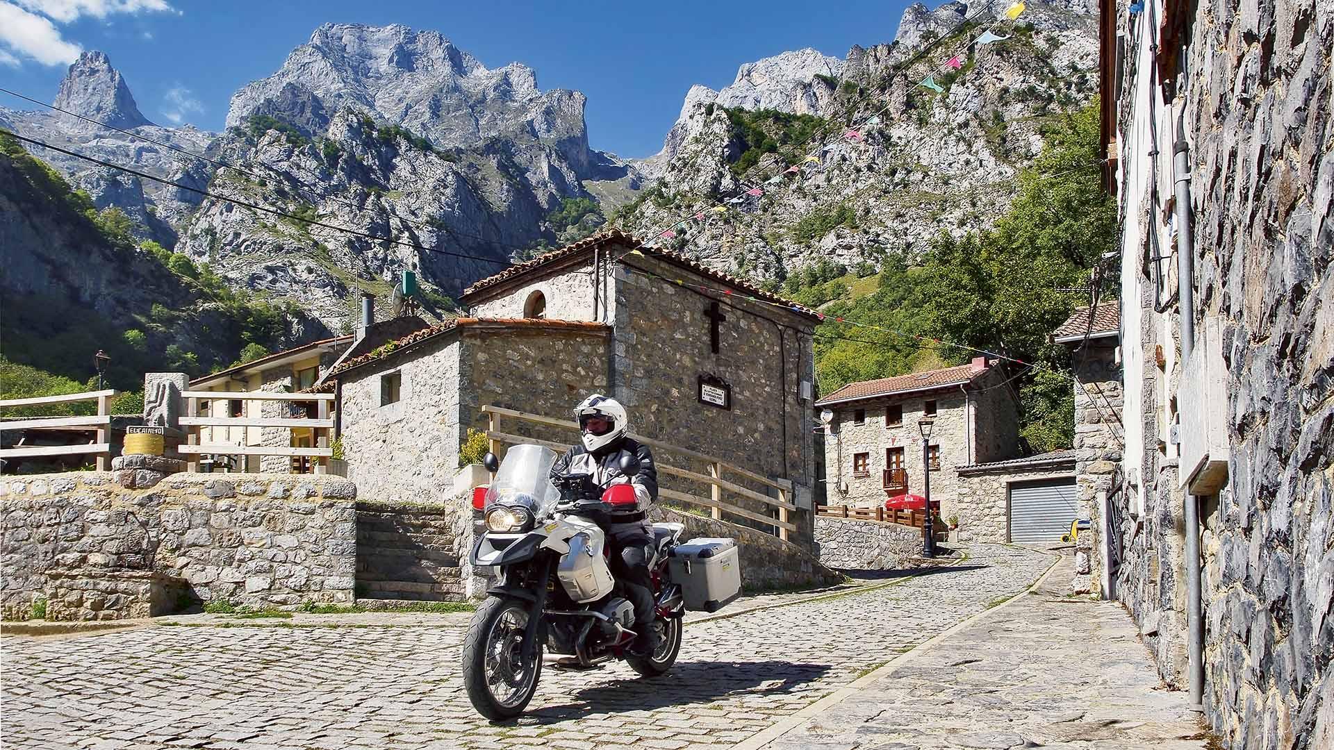 España Verde, Tour 1