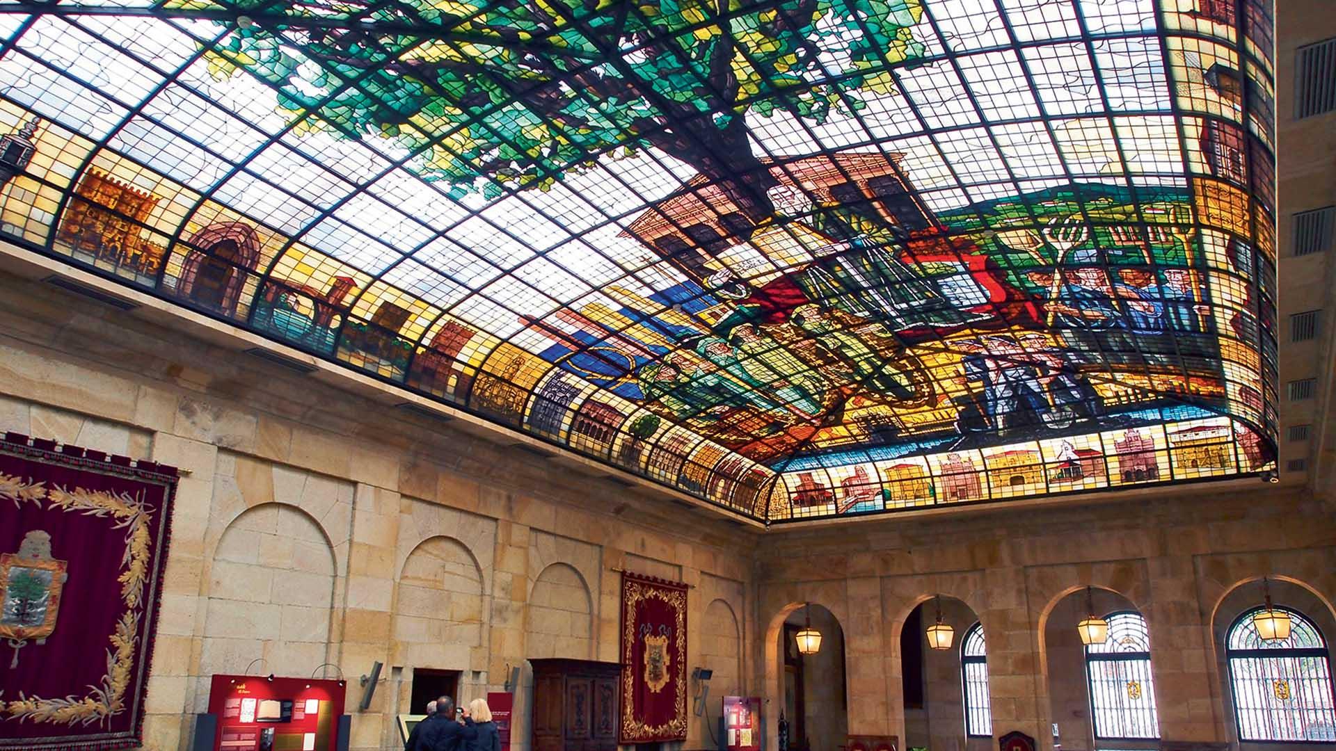 España Verde, Tour 2